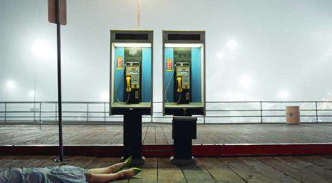 Melanie Pullen, Phones, 2005.