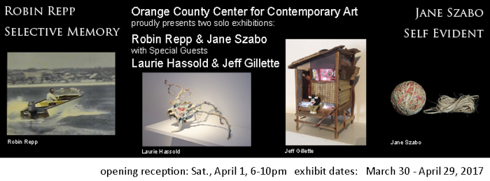 Orange County Center for Contemporary Art  Events