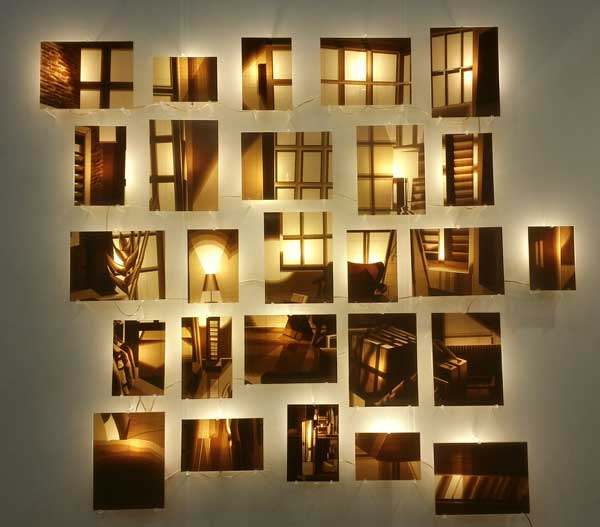 Osvaldo Gonzalez wall pieces Zona Maco Art Fair Report