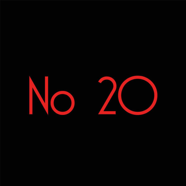 logo700x700 600x600 Twelve at Number Twenty