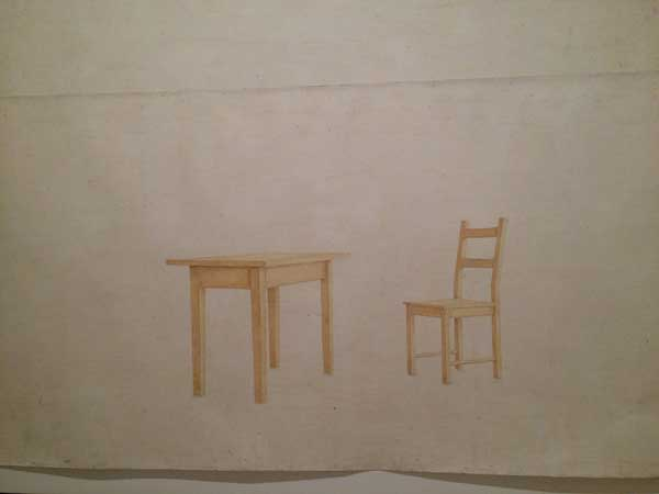 toba table chair Toba Khedoori: Making it your Own