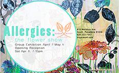 AllergiesOnline sm Allergies: the flower show