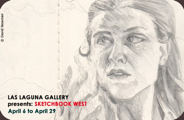 Artillery Mag Sketchbook West at Las Laguna Gallery Sketchbook West   Artist Reception