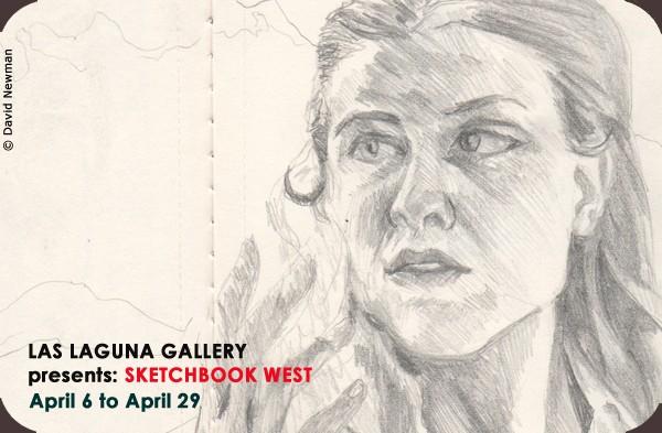 Artillery Mag Sketchbook West at Las Laguna Gallery Events