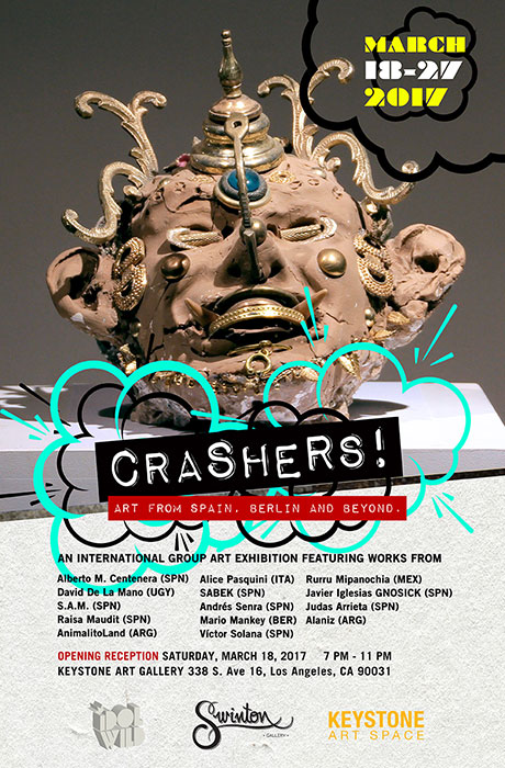 Crashers poster 700px Events