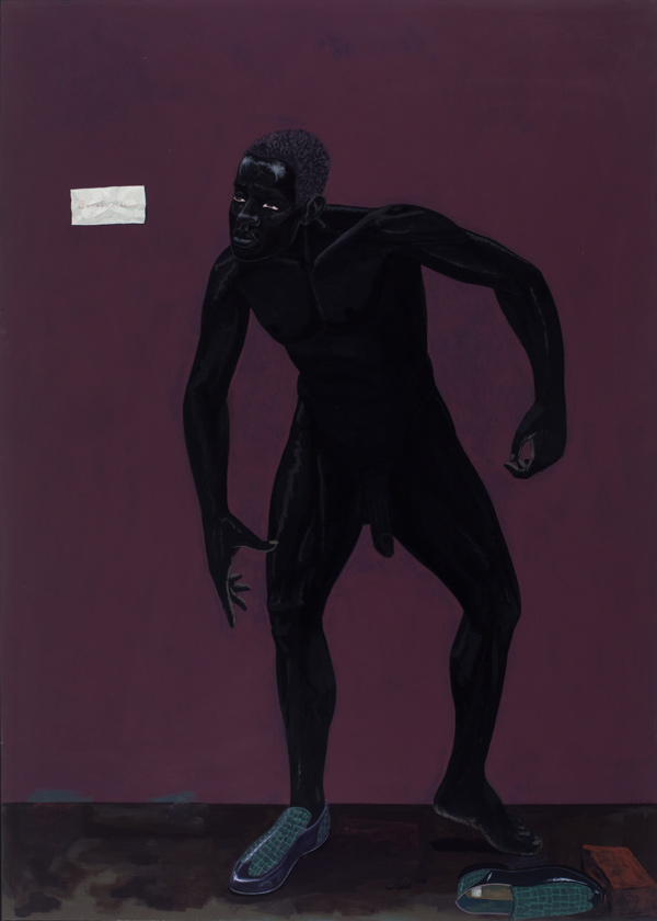 Kerry James Marshall Frankenstein HR The Many Shades of Kerry James Marshall