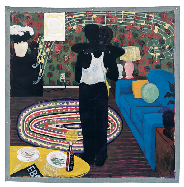 Kerry James Marshall dancers 1 The Many Shades of Kerry James Marshall
