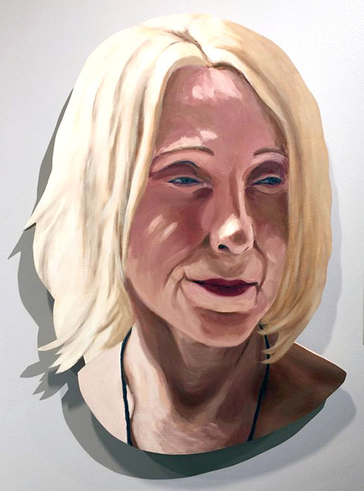artist Jane Magdalena Bauman Events