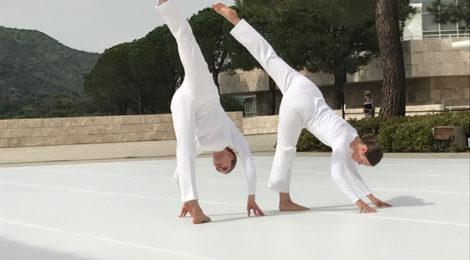 "The Trisha Brown Dance Company's ""In Plain Site"""