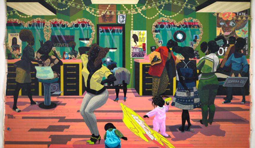 The Many Shades of Kerry James Marshall