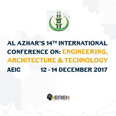 17270092 395717647467845 151539400 n Al Azhar's 14th International Conference on: Engineering, Architecture and Technology