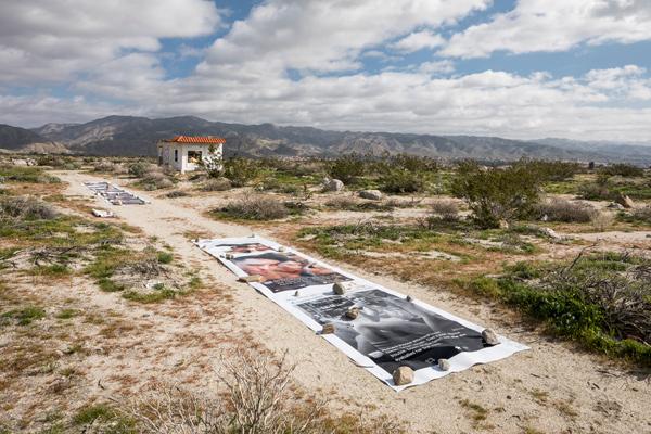 Richard Prince Exterior 19 Lance Gerber Coachella Hosts Desert X