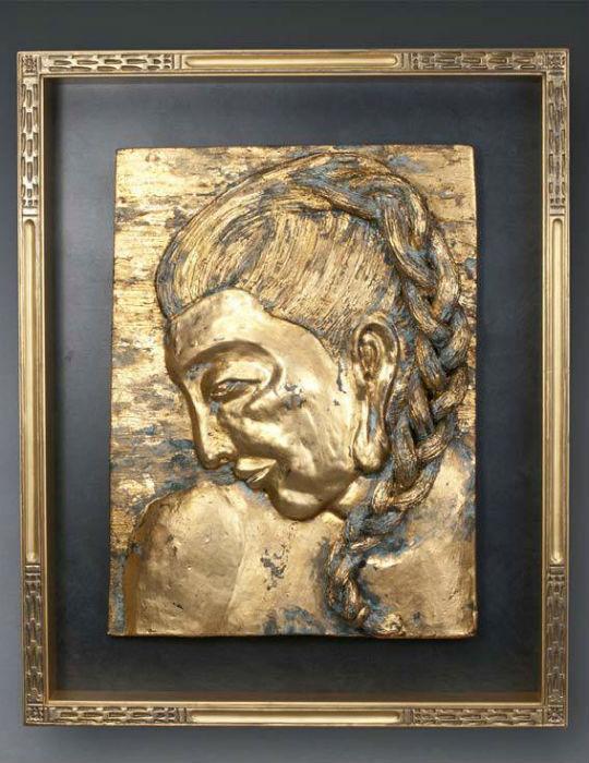 Susan Kadish3732Stoneware28x22 1 New York Artist Susan Kadish to exhibit at Agora Gallery!