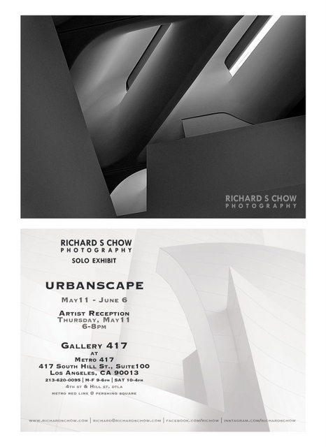 small solo Gallery 417 full postcard Events