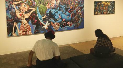 MAKING ART IN A POST-GLOBAL WORLD