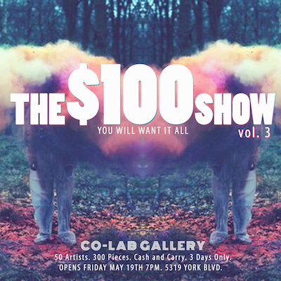 100 show small $100 Show