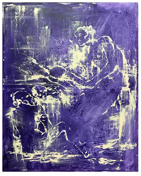 Irene-Iré, Abstenciones, Abscenciones e (In)Continencias (2017), courtesy of the artist and Coagula Curatorial.