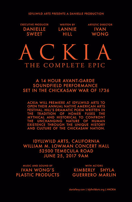 ACKIA Poster web Events