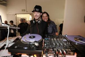 DJ Adam Bravin and Jennifer Gross 300x200 Architectural Eye Candy