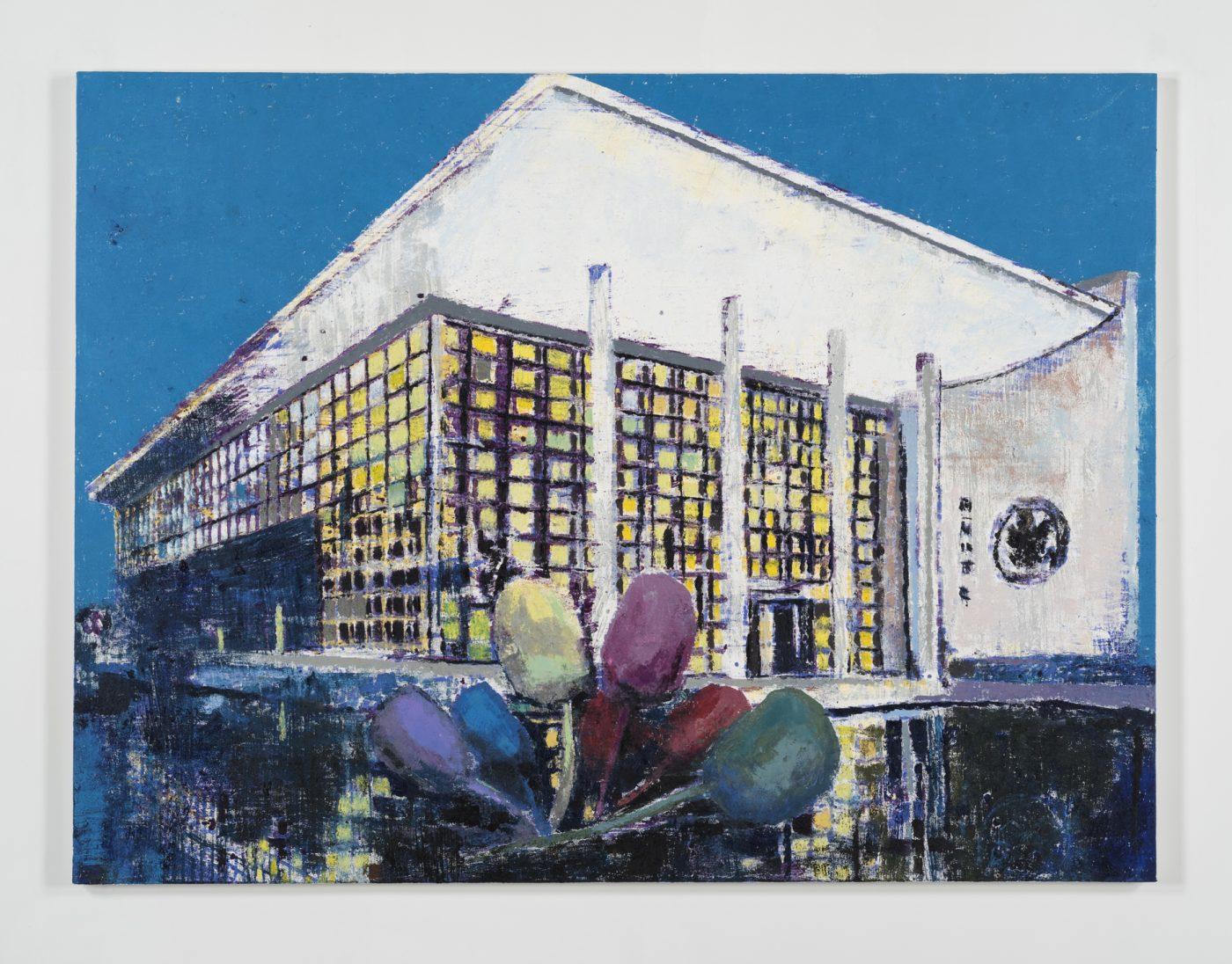Enoc Perez – Embassies