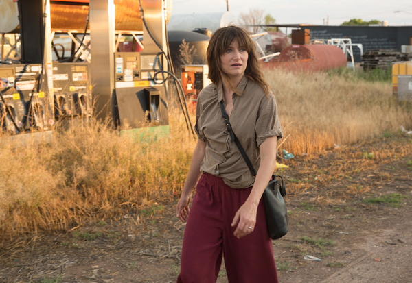 ILD Kathryn Hahn walking Chris Kraus: She Loved Dick