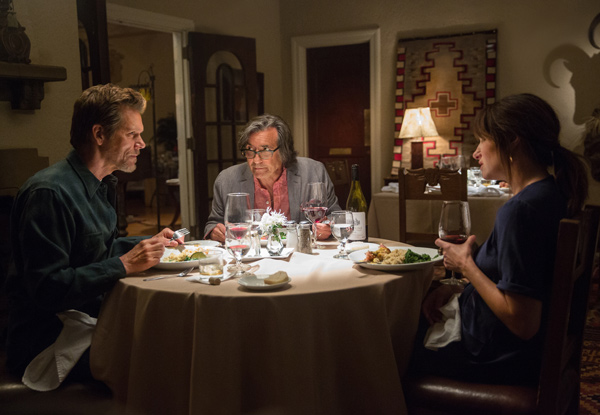 ILD dinner kevin bacon Chris Kraus: She Loved Dick