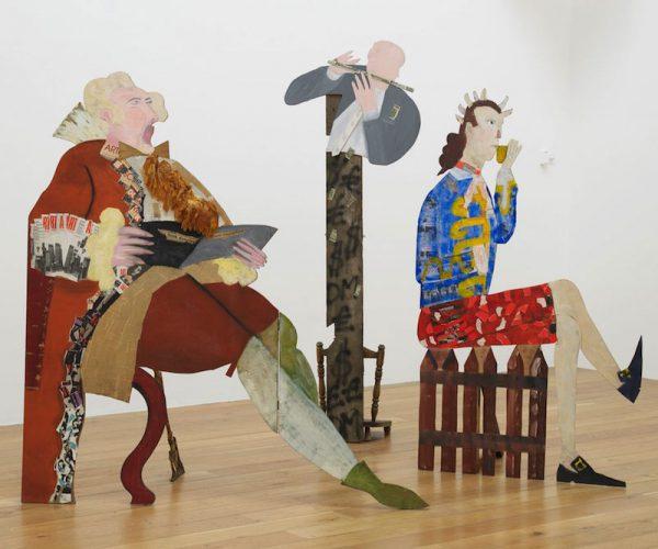 Lubaina Himid 600x500 Turner Prize 2017 shortlist announced