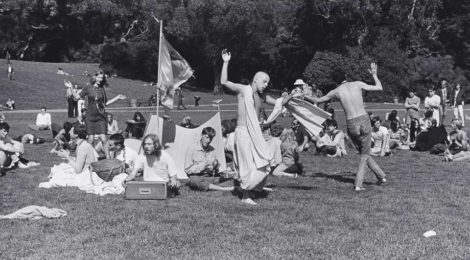 Ruth-Marion Baruch, 'Hare Krishna Dance in Golden Gate Park, Haight Ashbury', 1967