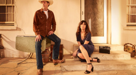 Kevin Bacon and Kathryn Hahn in the Amazon series, I Love Dick, based on the book by Chris Kraus.