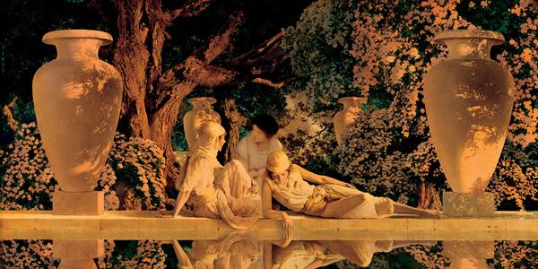 parrish garden of allah Fabulous Tales