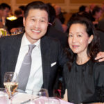 22.Ellen Wong and USC Trustee Dominic Ng 150x150 USC Pacific Asia Museum Gala