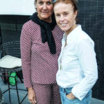 Nessia Pope and Pamela Hanson Courtesy of Hotel Americano 150x150 Peter Saul: Fake News with Lolita Cros