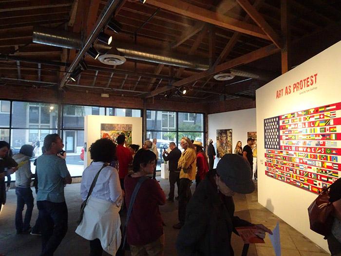 OCCCA atrium gallery web Events