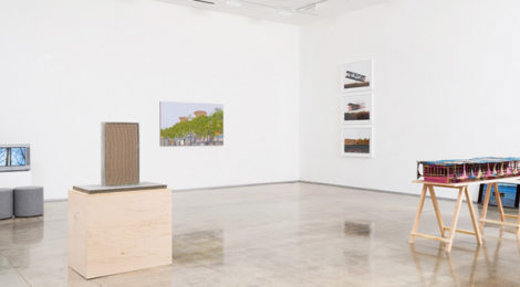 Vernacular Environments, Part 1, installation view, courtesy of Edward Cella Art + Architecture.