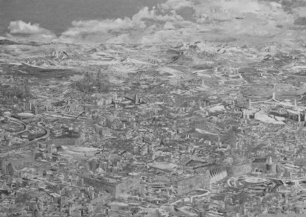 byington minarets 9800 600x426 <h6 class=sub>Kohn Gallery: </h6> <h1 class=post title entry title>Dean Byington</h1>