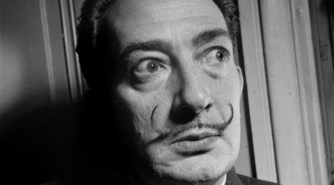 Salvador Dali Corpse Exhumed In Paternity Case Media Circus