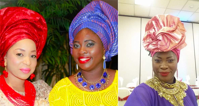 "7.26 Amusat Culture Fix: Azeezat Abiola Amusat on the Head Wraps of ""African Print Fashion Now!"""