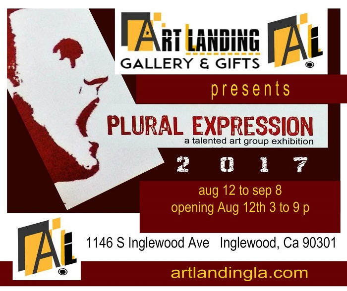 AL PE 17 Copy GRAND OPENING ART LANDING GALLERY GROUP EXHIBITION