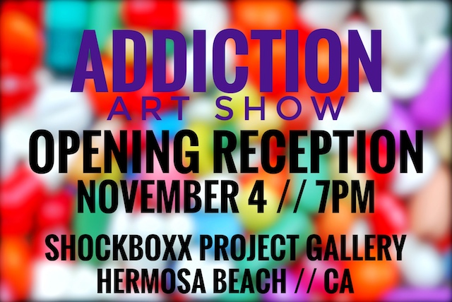 AddictionReceptionSmall Events