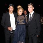 Christian Rose Paris Hilton Chris Zylka 150x150 MOCA GALA 2017