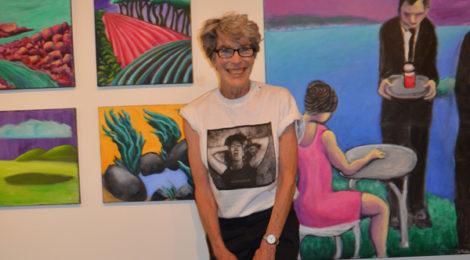 Guest Lecture: Lynda Burdick