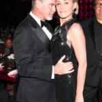 Pierce Brosnan Sharon Stone 150x150 MOCA GALA 2017