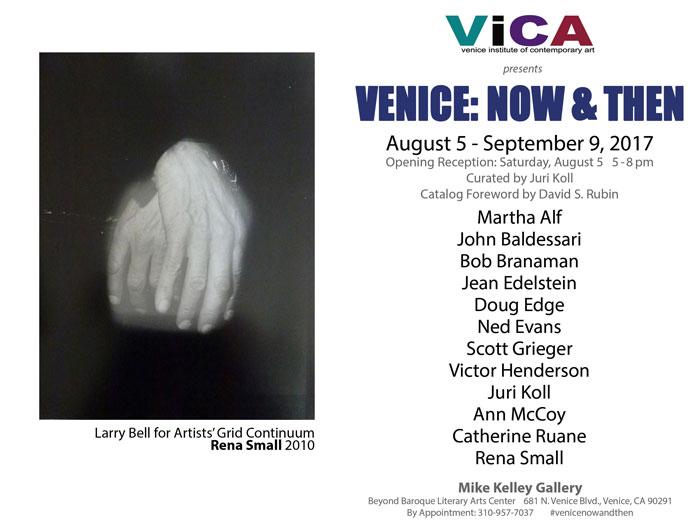 Venice NTBothart Events
