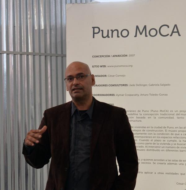 cesar cornejo Portrait Conceptual Museum: Cesar Cornejo