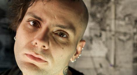 Zak Smith, photo by Tyler Hubby, 2009.