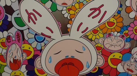 Takashi Murakami, Hustle n'Punch by Kaikai and Kiki, 2009