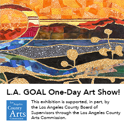ARTILLERY Web Tile L.A. GOAL Open House and Annual Art SHow