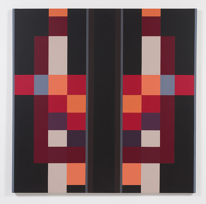 Fanny Sanin Acrylic No 11 Events