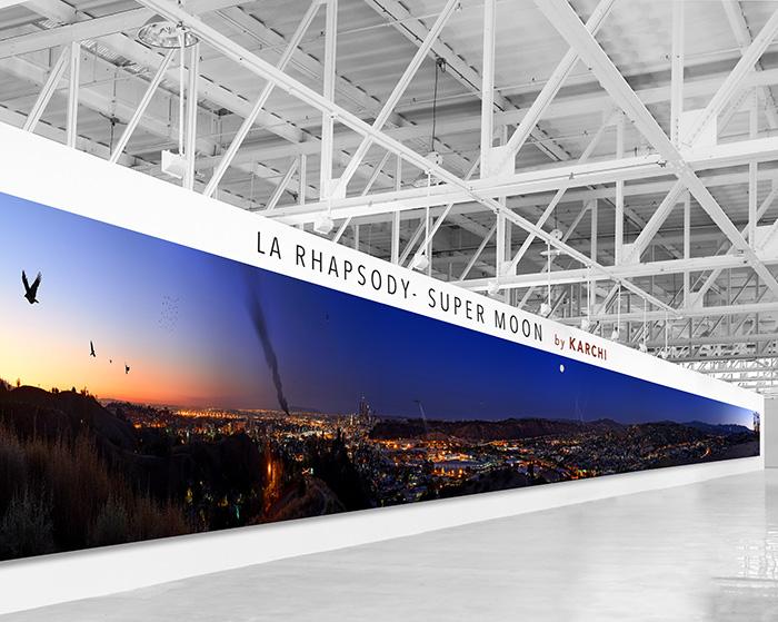 LA Rhapsody Promo Image 700px LA RHAPSODY – SUPER MOON/OPUS No. 1