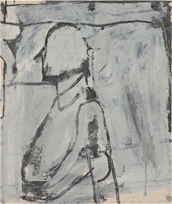 Richard Diebenkorn Untitled RD 2191 Events